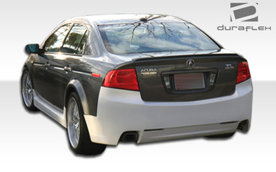 Acura TL K-1 Duraflex Rear Body Kit Bumper 2004-2008