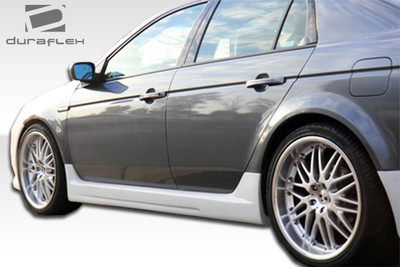 Acura TL K-1 Duraflex Side Skirts Body Kit 2004-2008