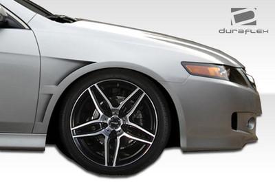 Acura TSX GT Concept Duraflex Body Kit- Fenders 2004-2008