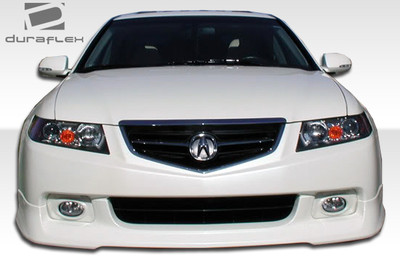 Acura TSX J-Spec Duraflex Front Bumper Lip Body Kit 2004-2005