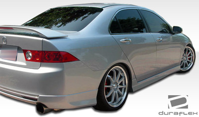Acura TSX J-Spec Duraflex Side Skirts Body Kit 2004-2008