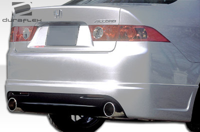 Acura TSX K-1 Duraflex Rear Body Kit Bumper 2004-2008