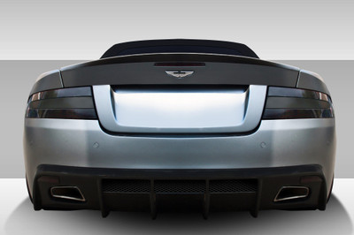 Aston Martin DB9 Eros Version 1 Duraflex Rear Body Kit Bumper 2004-2012