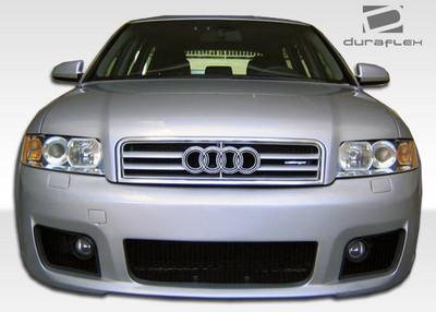Audi A4 2DR OTG Duraflex Front Body Kit Bumper 2002-2005