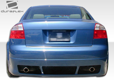 Audi A4 4DR R-1 Duraflex Rear Body Kit Bumper 2002-2005