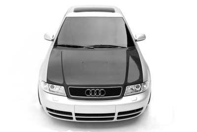 Audi A4 AF-1 Aero Function (CFP) Body Kit- Hood 1996-2001