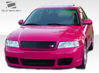 Audi A4 RS4 Duraflex Front Body Kit Bumper 1996-2001