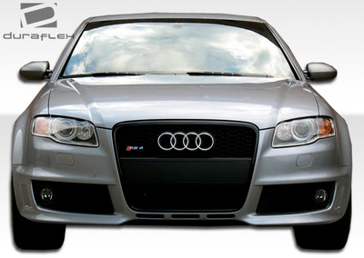 Audi A4 RS4 Duraflex Front Wide Body Kit Bumper 2006-2008