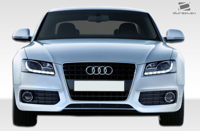 Audi A5 2DR S5 Look Duraflex Front Body Kit Bumper 2008-2015