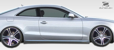 Audi A5 2DR S5 Look Duraflex Side Skirts Body Kit 2008-2015