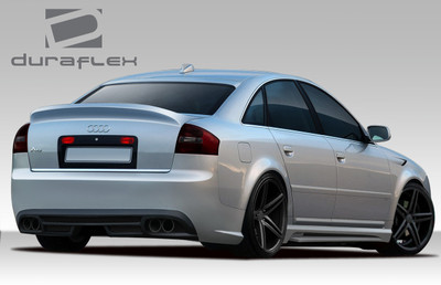Audi A6 4DR CT-R Duraflex Rear Body Kit Bumper 1998-2004