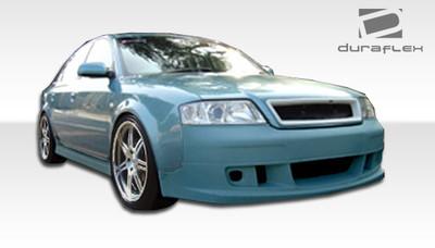 Audi A6 4DR VIP Duraflex Front Body Kit Bumper 1998-2005