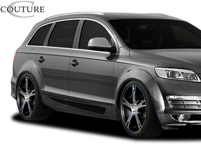 Audi Q7 A-Tech Couture Body Kit- Fenders 2007-2008
