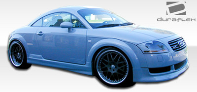 Audi TT R-1 Duraflex Side Skirts Body Kit 2000-2006