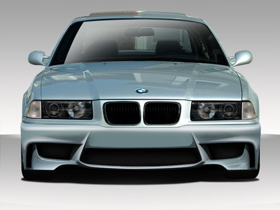 BMW 3 Series 1M Look Duraflex Front Body Kit Bumper 1992-1998