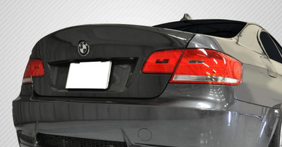 BMW 3 Series 2DR CSL Look Carbon Fiber Creations Body Kit-Trunk/Hatch 2007-2013