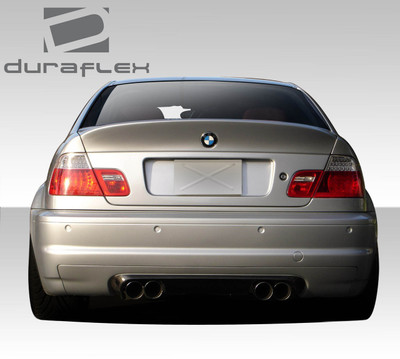 BMW 3 Series 2DR CSL Look Duraflex Body Kit-Wing/Spoiler 1999-2005