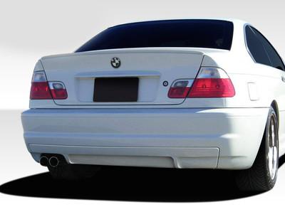 BMW 3 Series 2DR CSL Look Duraflex Rear Body Kit Bumper 1999-2005