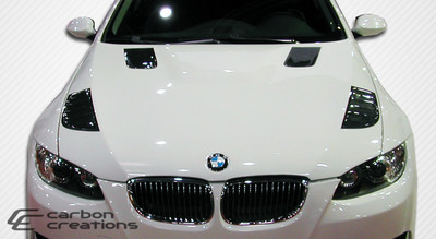 BMW 3 Series 2DR Executive Duraflex Body Kit- Hood 2007-2010