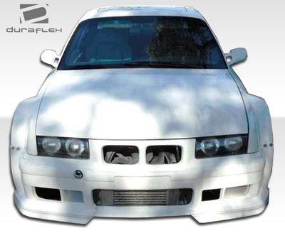 BMW 3 Series 2DR GT500 Duraflex Front Wide Body Kit Bumper 1992-1998