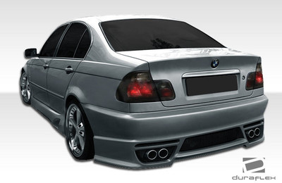 BMW 3 Series 2DR I-Design Duraflex Rear Body Kit Bumper 1999-2005