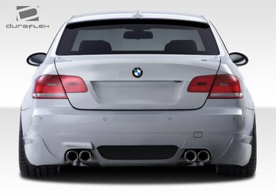 BMW 3 Series 2DR LM-S Duraflex Rear Body Kit Bumper 2007-2013