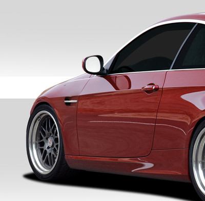 BMW 3 Series 2DR M3 Look Duraflex Body Kit- Fenders 2007-2013