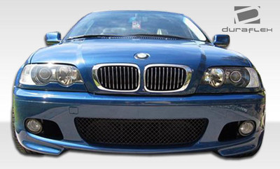 BMW 3 Series 2DR M-Tech Duraflex Front Body Kit Bumper 1999-2005