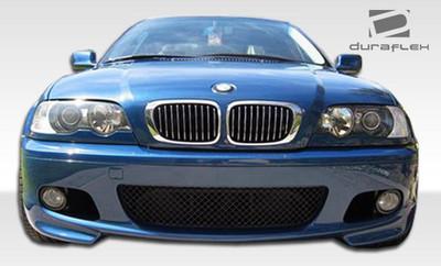 BMW 3 Series 2DR M-Tech Duraflex Front Body Kit Bumper 1999-2005