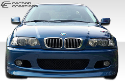 BMW 3 Series 2DR M-Tech Duraflex Front Bumper Lip Body Kit 1999-2005