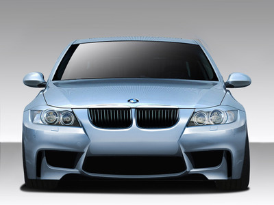 BMW 3 Series 4DR 1M Look Duraflex Front Body Kit Bumper 2006-2008