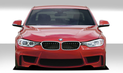 BMW 3 Series 4DR 1M Look Duraflex Front Body Kit Bumper 2012-2015