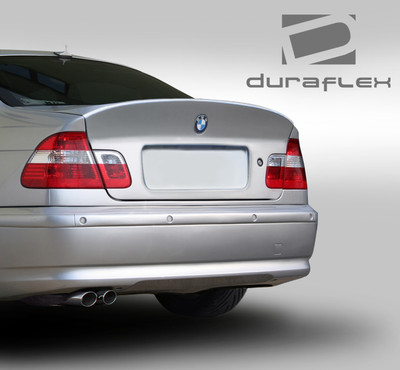BMW 3 Series 4DR CSL Look Duraflex Body Kit-Trunk/Hatch 1999-2005