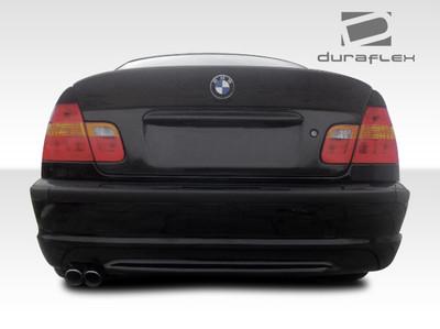 BMW 3 Series 4DR CSL Look Duraflex Body Kit-Wing/Spoiler 1999-2005