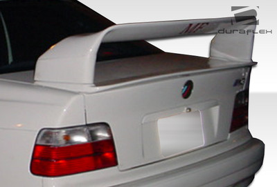 BMW 3 Series 4DR DTM Duraflex Body Kit-Wing/Spoiler 1992-1998