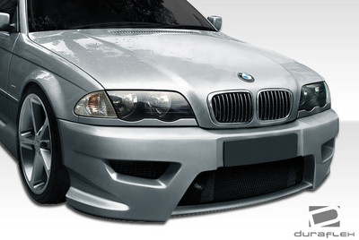BMW 3 Series 4DR I-Design Duraflex Front Body Kit Bumper 1999-2005