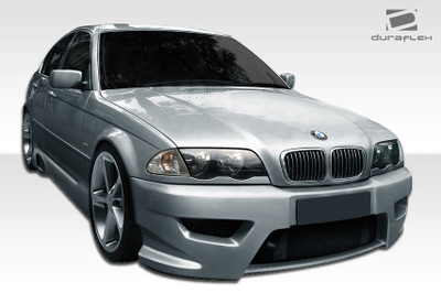BMW 3 Series 4DR I-Design Duraflex Full Body Kit 1999-2005