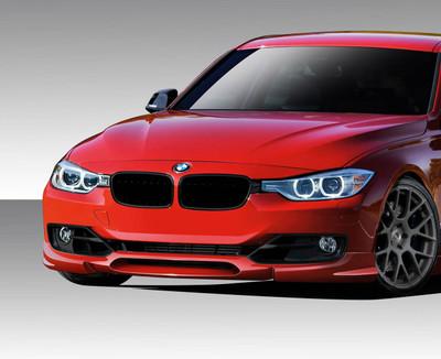 BMW 3 Series 4DR K-Sport Duraflex Front Bumper Lip Body Kit 2012-2015