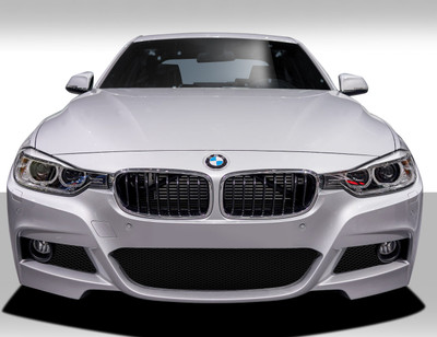 BMW 3 Series 4DR M Sport Look Duraflex Front Body Kit Bumper 2012-2015