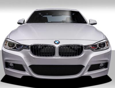 BMW 3 Series 4DR M Sport Look Duraflex Front Body Kit Bumper 2012-2015