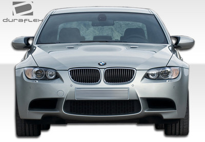 BMW 3 Series 4DR M3 Look Duraflex Front Body Kit Bumper 2006-2008