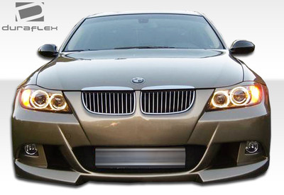 BMW 3 Series 4DR R-1 Duraflex Front Body Kit Bumper 2006-2008