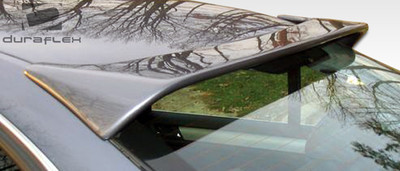 BMW 3 Series 4DR Type H Duraflex Body Kit-Roof Wing/Spoiler 1999-2005