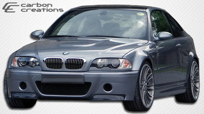 BMW 3 Series CSL Look Carbon Fiber Creations Full Body Kit 2001-2006