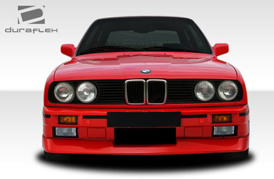 BMW 3 Series Evo Look Duraflex Front Body Kit Bumper 1984-1991