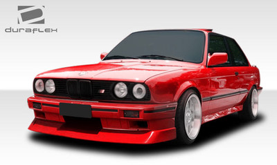 BMW 3 Series Evo Look Duraflex Full Body Kit 1984-1991
