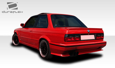BMW 3 Series Evo Look Duraflex Rear Body Kit Bumper 1984-1991