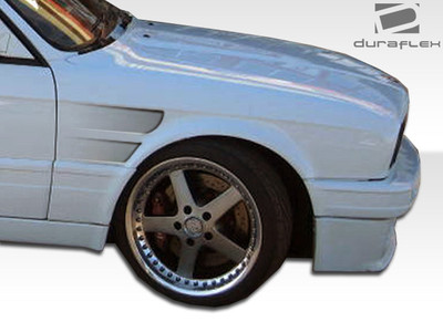BMW 3 Series GT Concept Duraflex Body Kit- Fenders 1984-1991