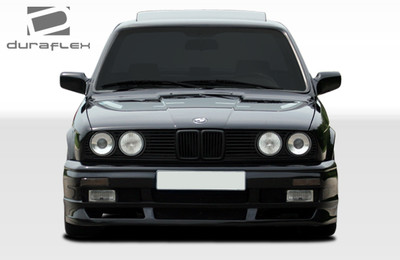 BMW 3 Series GT-S Duraflex Front Body Kit Bumper 1984-1991