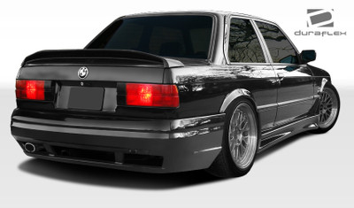 BMW 3 Series GT-S Duraflex Rear Body Kit Bumper 1984-1991